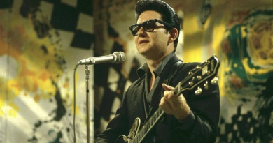 The legendary Roy Orbison was born 83 years ago today