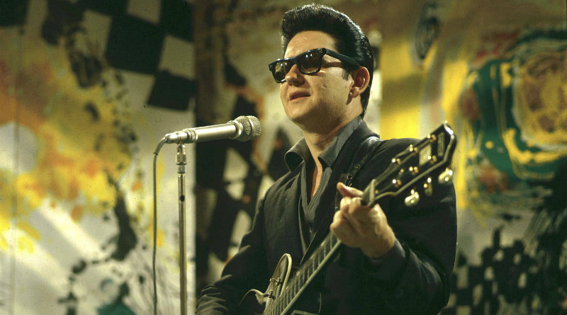 The legendary Roy Orbison was born 85 years ago today