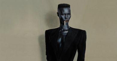 The Amazing Miss Grace Jones