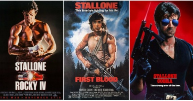 Five essential Sylvester Stallone movies