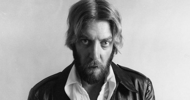 The acclaimed Canadian actor Donald Sutherland turns 84