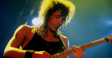 Top 10 of the Best Richie Sambora's Bon Jovi songs