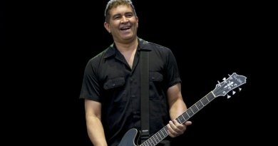 Pat Smear turns 61: Hardcore Punk pioneer, Grammy winner, co-founder of The Germs, former Nirvana and an original Foo Fighter