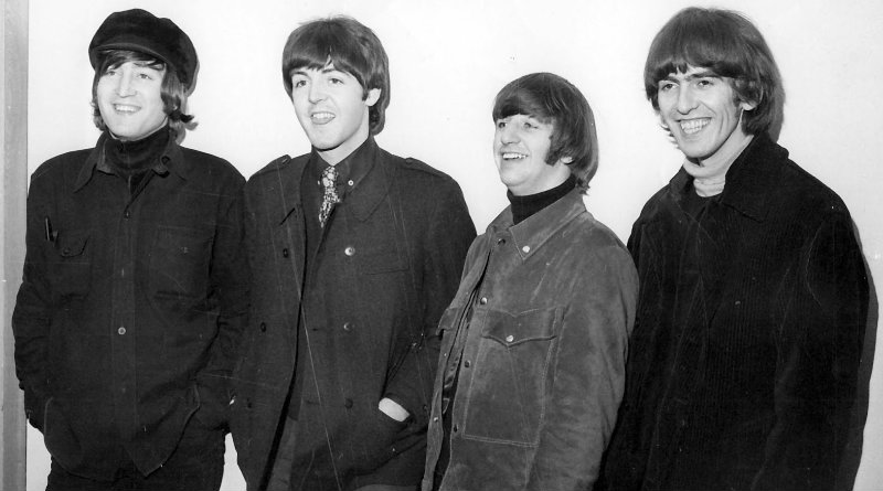 """In 1965 The Beatles score another No.1 with """"Help"""", the title song of their second feature movie"""
