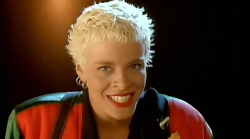 """Yazz and the Plastic Population goes No. 1 across Europe in 1988 with their House music version of """"The Only Way is Up"""""""