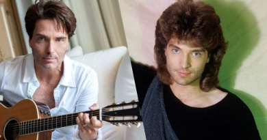 The singer-songwriter Richard Marx turns 57 today