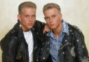 The Bros twins Luke Goss and Matt Goss turn 52 today