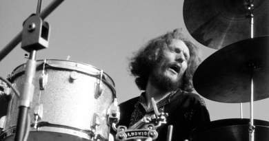 BREAKING: Rock legend Ginger Baker critically ill at the hospital