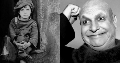 Remembering Jackie Coogan, The Kid who grew to be Uncle Fester