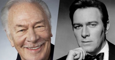 The Canadian actor Christopher Plummer celebrates 90 today