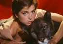 The German actress Nastassja Kinski celebrates 59