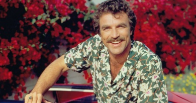 The actor Tom Selleck turns 75 today