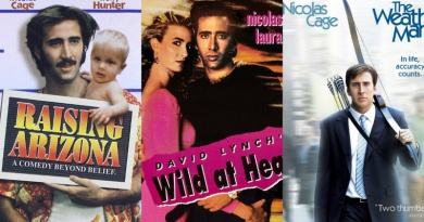 Nicolas Cage turns 56: 6 Essential movies from the famous and charismatic actor