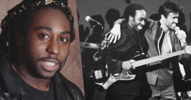 The talented Wham! and George Michael's bass player Deon Estus dies at age 65