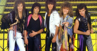 "Bon Jovi's Finest Hour ""Slippery When Wet"""