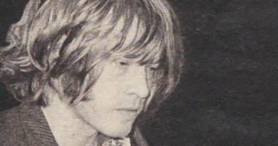 3 Page Special On Brian Jones Death by German Bravo Magazine 1969